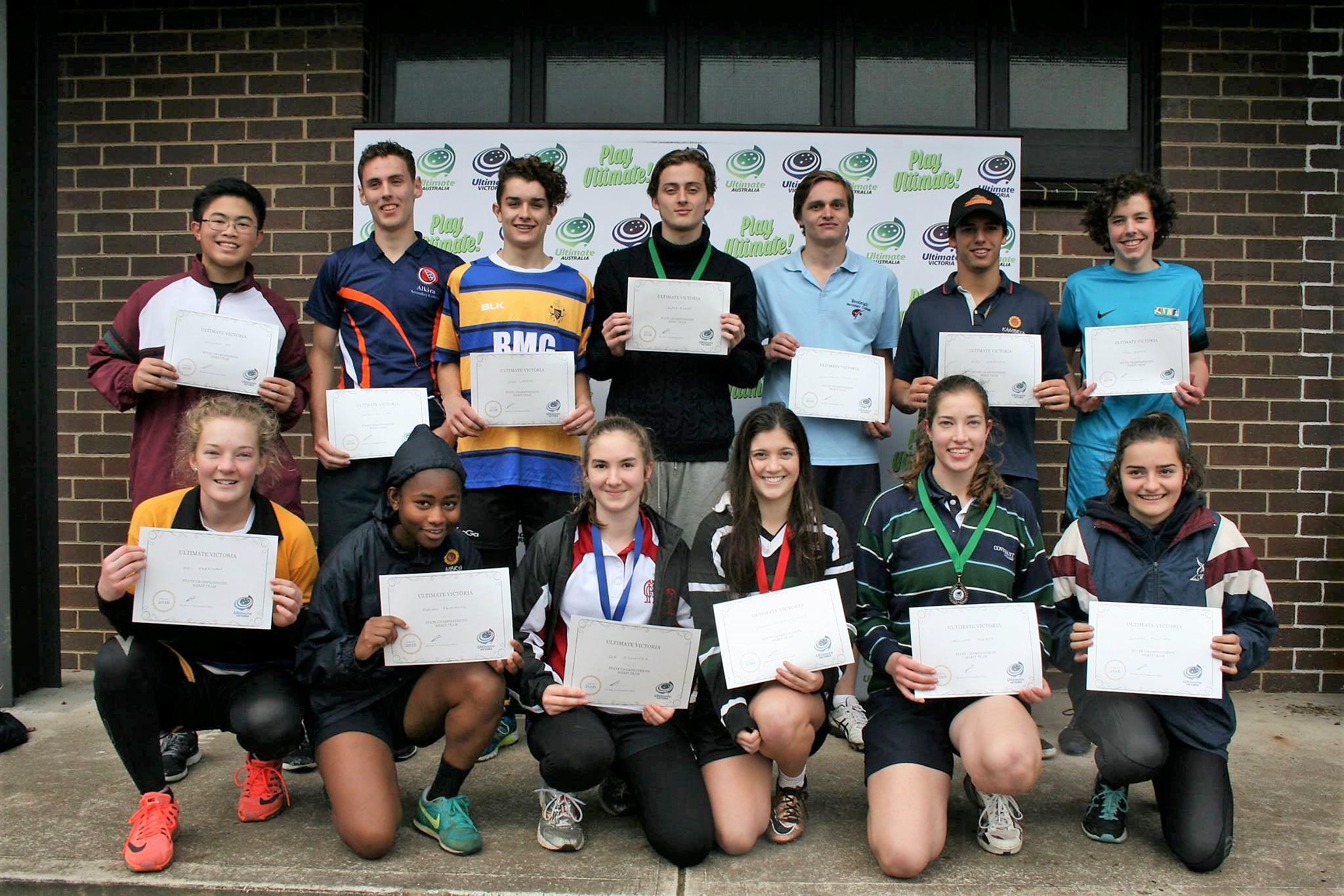 High School State Championships (HSSC)