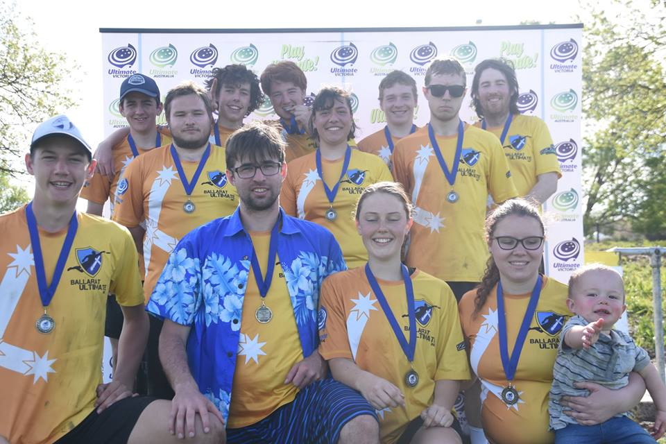 Victorian Mixed Ultimate League