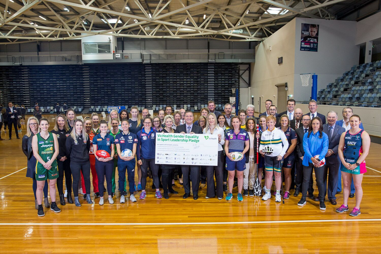 Ultimate Victoria to launch new program with support from VicHealth